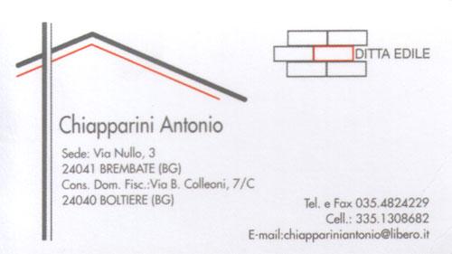 Chiapparini Antonio