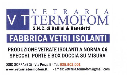 Vetraria Termoform