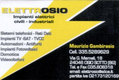 Elettrosio